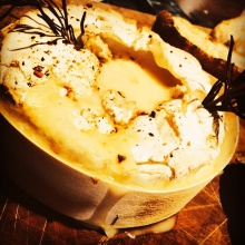 melted camembert