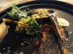 Burnt beef