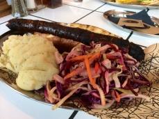 oaks sausage